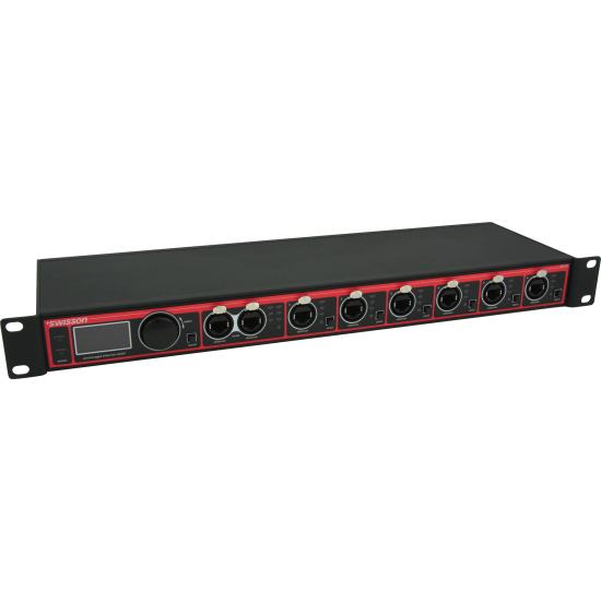 Swisson XES-2T6 Managed Ethernet Switch