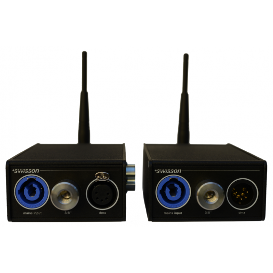 Swisson XWL Wireless DMX TX and RX