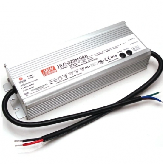 Mean Well 12vDC 22a power supply