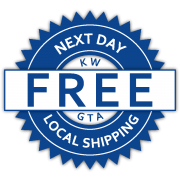 Free Local Next Day Shipping on orders over $1500.00