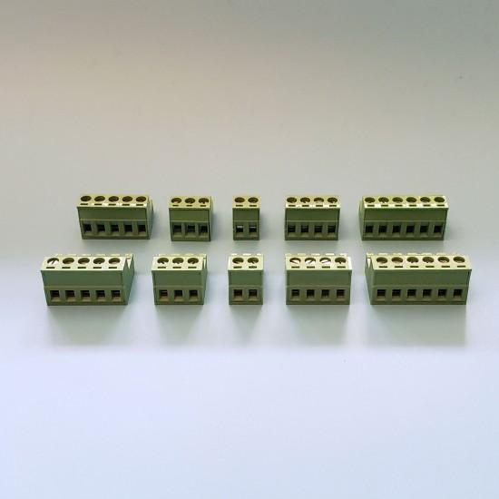 CineValue 5.08mm Pluggable Headers