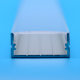 PS-EXT-BR-001 Aluminum Bar Extrusion for LED Ribbon