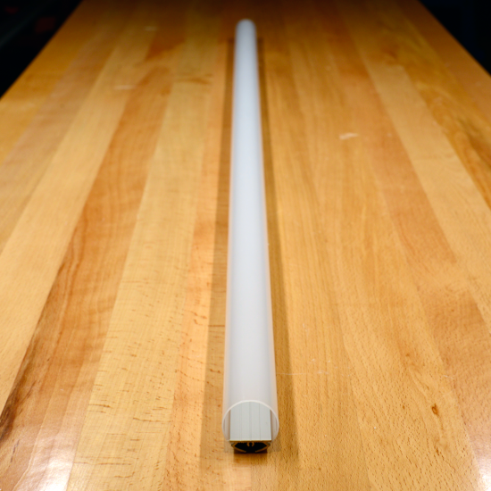 PS-EXT-TU-001 Fluorescent Tube Extrusion for LED Ribbon