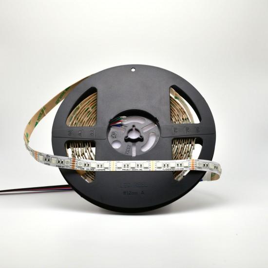 12V ProColour RGBA Single Chip LED Ribbon